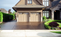 Click on the image to see the detailed photo page of this concrete tinting and restoration picture....