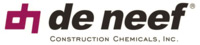 de neef construction chemicals